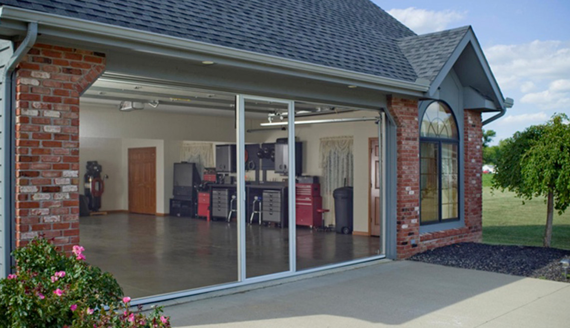 Garage Screens 1